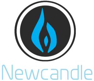 Logo newcandle