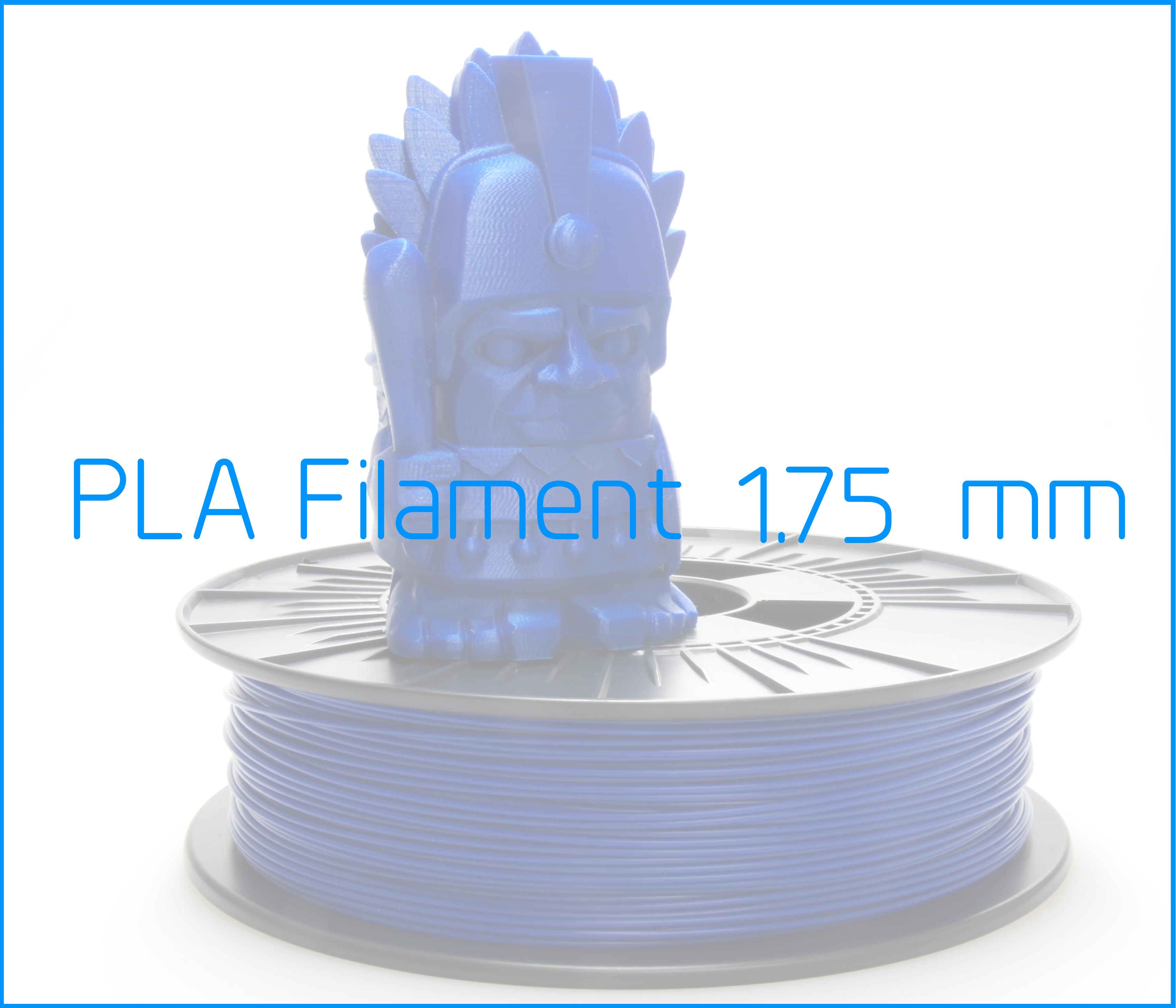 mm pla filament filamenten 3d printer. Black Bedroom Furniture Sets. Home Design Ideas