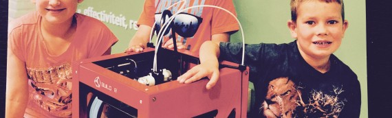 3D Printer & Onderwijs.nl en Dalton Visie