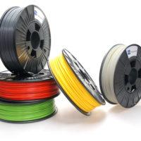 2.85mm PLA Filament Groen