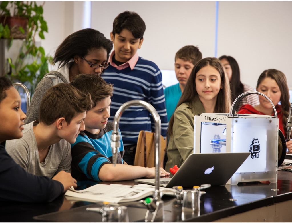 3D printen op school 2016-2017